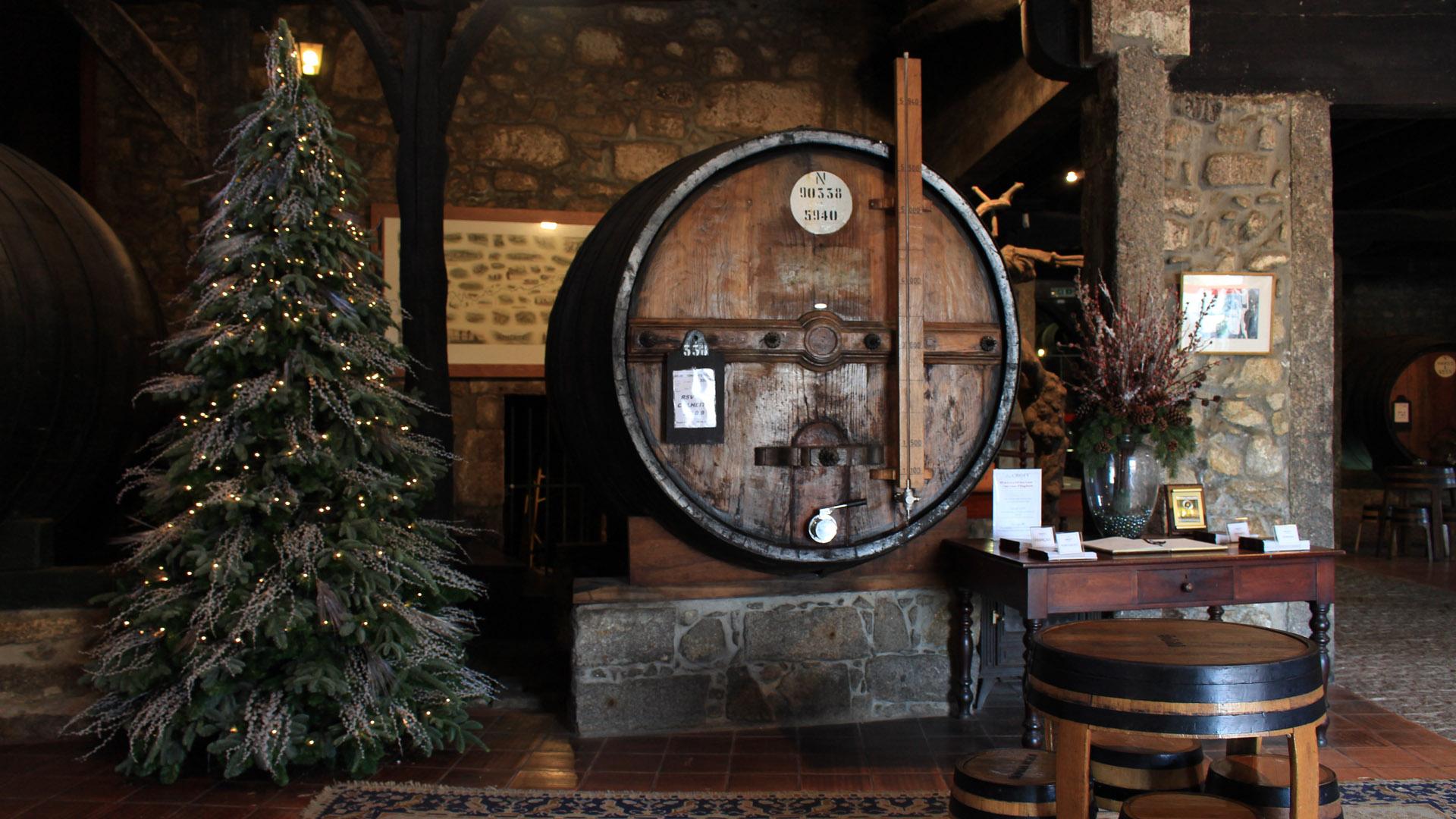 Do Porta za vánoční atmosférou