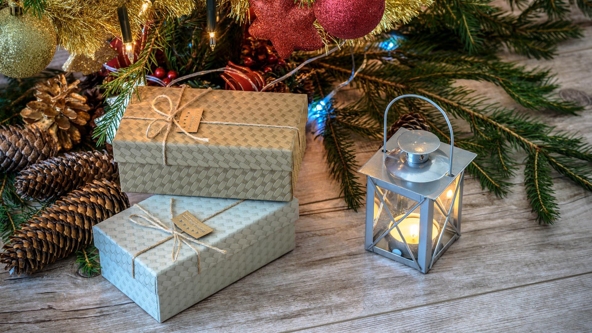 Tipy na vánoční dárky
