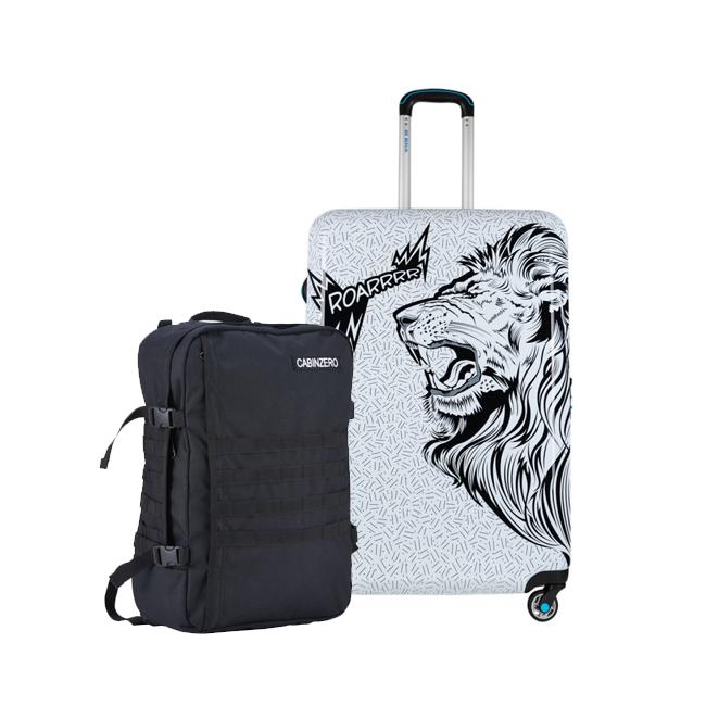 kufry zavazadla dárek