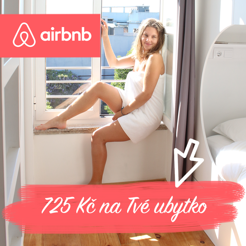 airbnb_700 Kč zdarma_weef