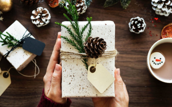 zero waste dárky