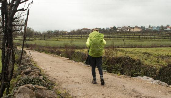 Pouť do Santiago de Compostela aneb 260 km po svých camino portuguese svatojakubksá pouť