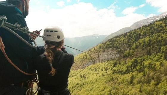slovinsko bovec adrenalin