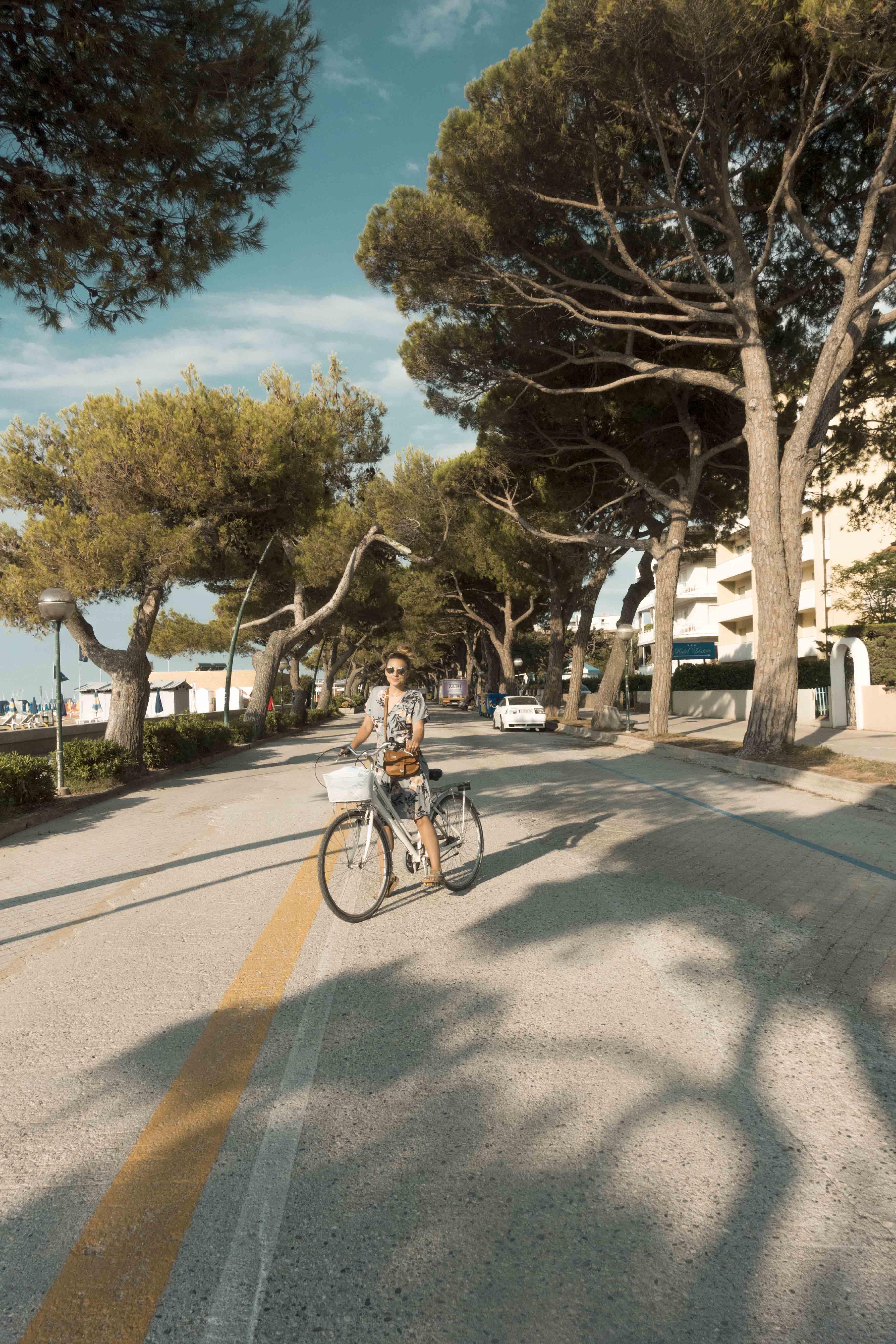 cyklistika kolo Lignano Sabbiadoro