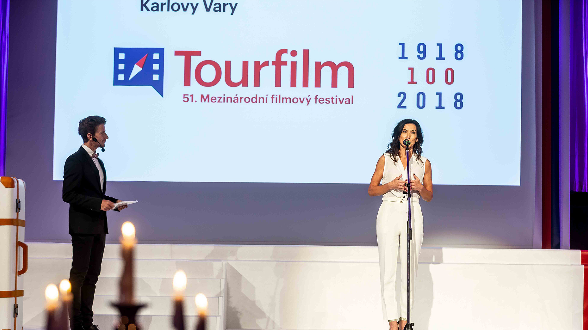 Tourfilm Karlovy Vary 2018