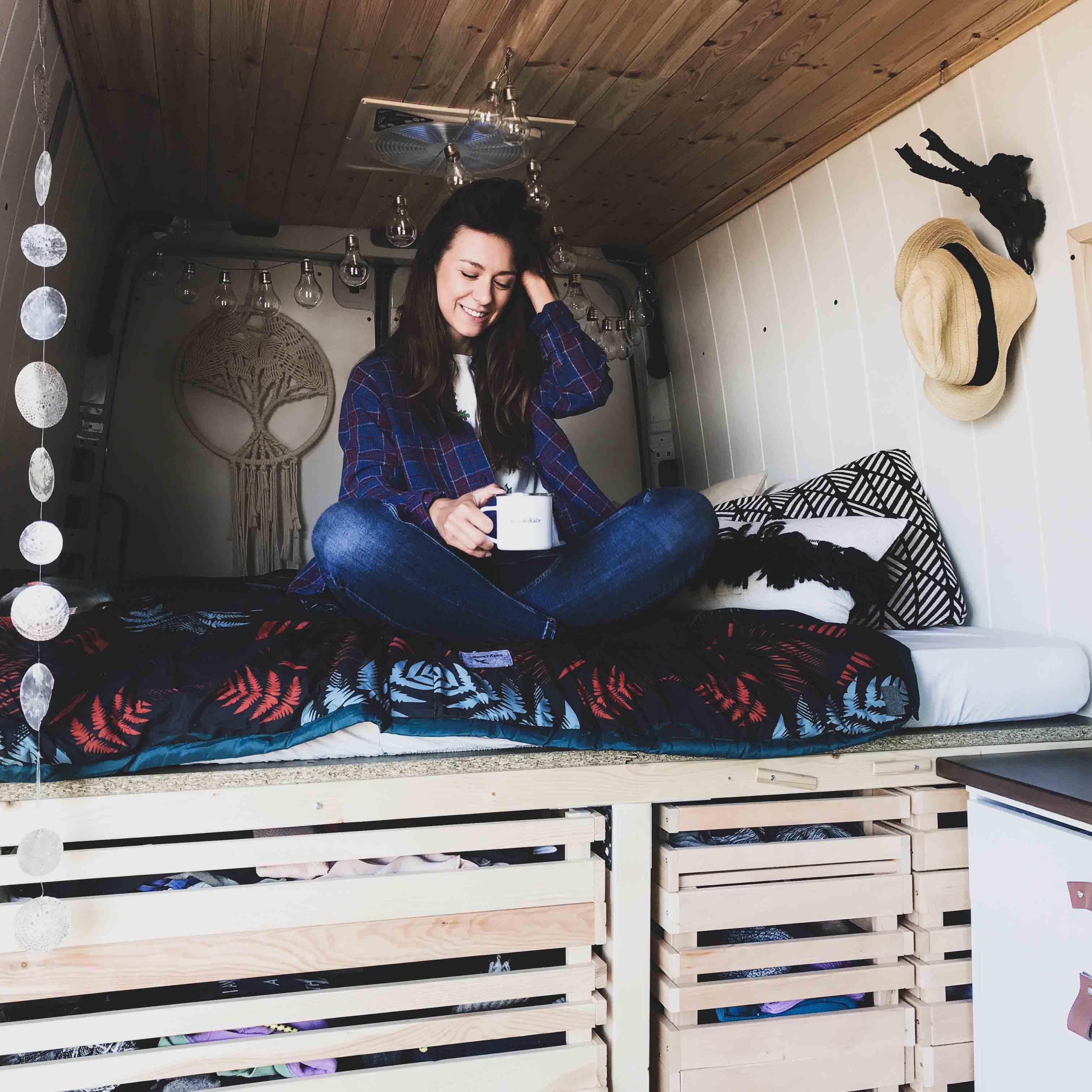 Klára, The Only Van