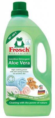 Frosch Prací prostředek Sensitive - aloe vera (1,5 l)