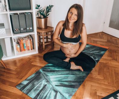 jóga v těhotenství_weef_rady a tipy