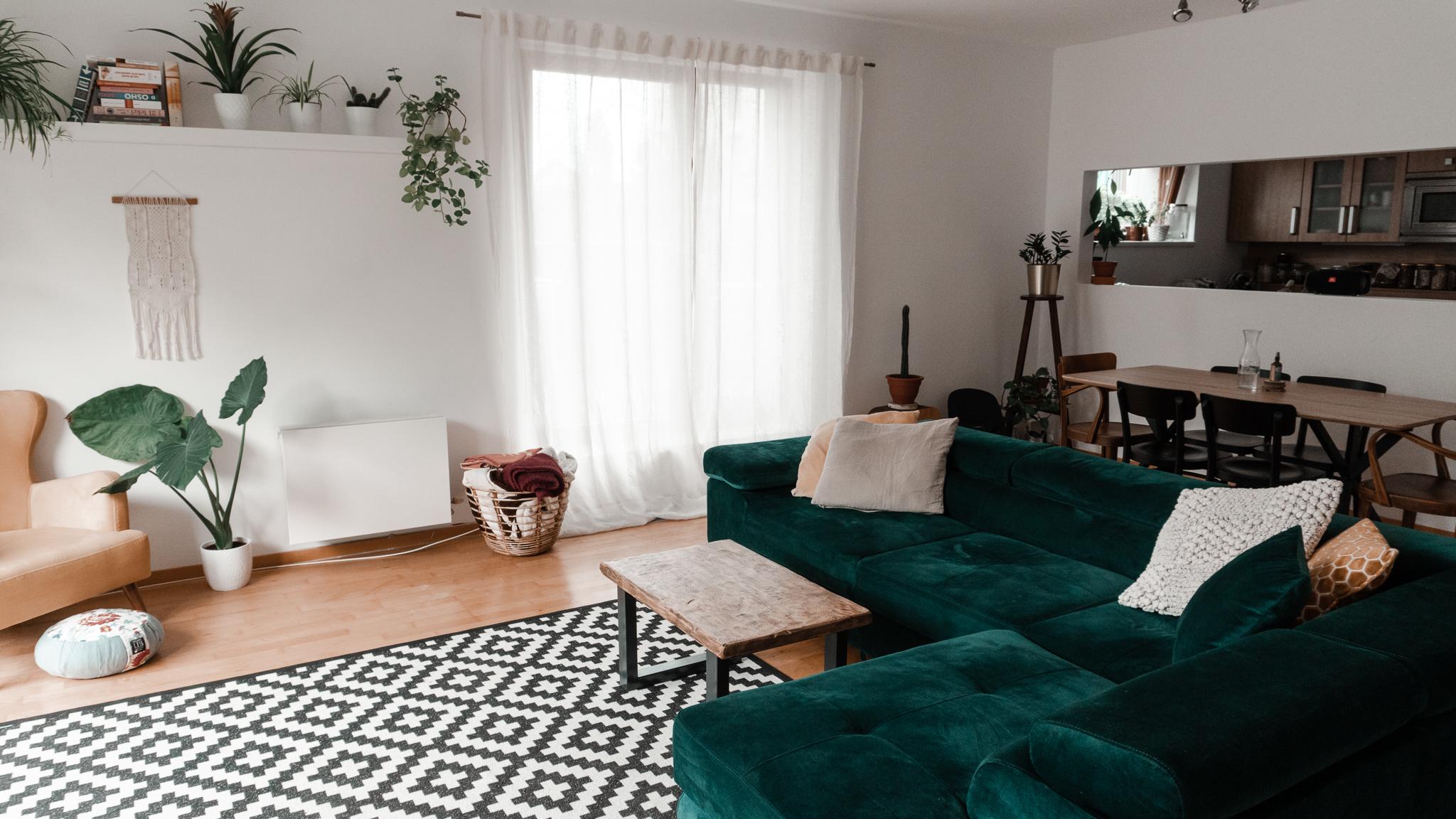 Zařizování bytu_minimalisticky_jednoduše
